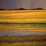 Rain Beyond Wetland