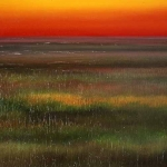 Dusk Grass Colours