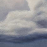 Storm Genesis - diptych (left)