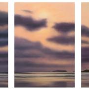Tofino Sky Triptych